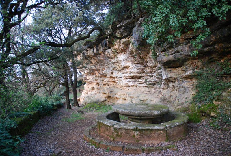 Grotte de Rochecourbière à Grignan - 2