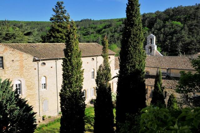 Abbaye Notre-Dame d'Aiguebelle à Montjoyer - 1
