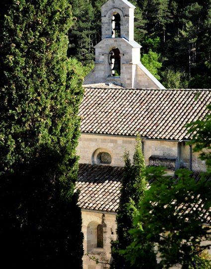 Abbaye Notre-Dame d'Aiguebelle à Montjoyer - 2