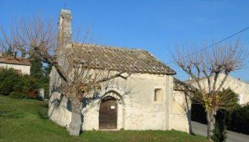 Chapelle Notre Dame des Barquets – Montségur-sur-Lauzon