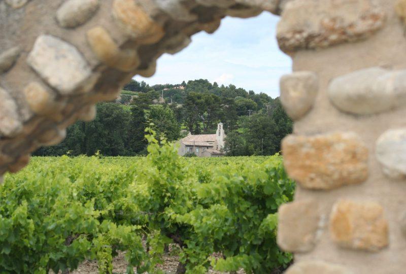 Chapelle Notre-Dame des Vignes à Visan - 1