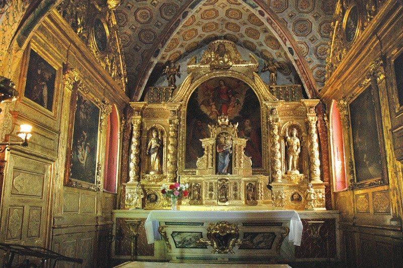 Chapelle Notre-Dame des Vignes à Visan - 5