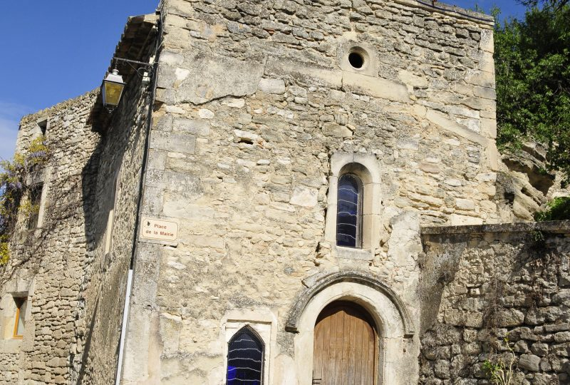 Chapelle Notre-Dame-des-Grâces à Chantemerle-lès-Grignan - 0