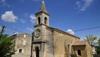 Chapelle Notre-Dame-des-Lumières – Hameau de Margerie