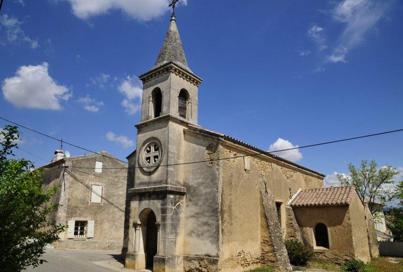 Chapelle Notre-Dame-des-Lumières à Colonzelle - 0