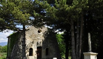 Chapelle St Barthélémy – Chamaret