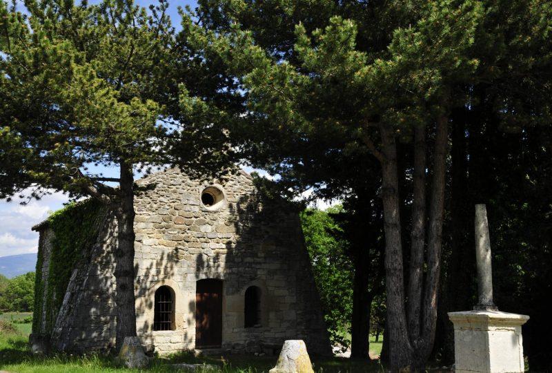 Chapelle Saint Barthélémy à Chamaret - 0
