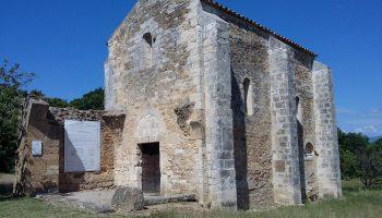 Chapelle St Pierre – Colonzelle