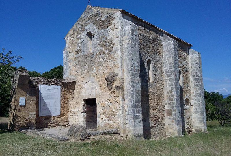 Chapelle Saint Pierre à Colonzelle - 0