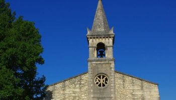 Chapelle Saint-Jean – Montségur sur lauzon