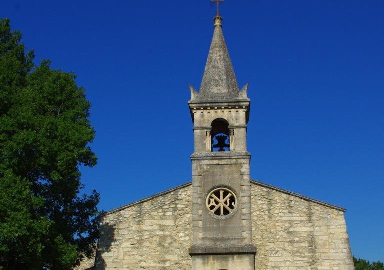 Chapelle Saint-Jean à Montségur-sur-Lauzon - 0
