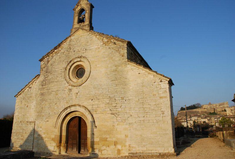 Chapelle St Vincent à Grignan - 0
