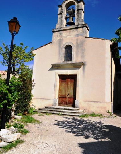 Eglise Saint Maurice à Chantemerle-lès-Grignan - 0