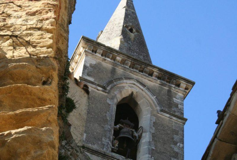 Eglise Sainte Agathe à Grillon - 0