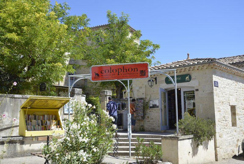 Maison de l'Imprimeur – Atelier-Musée Colophon à Grignan - 0