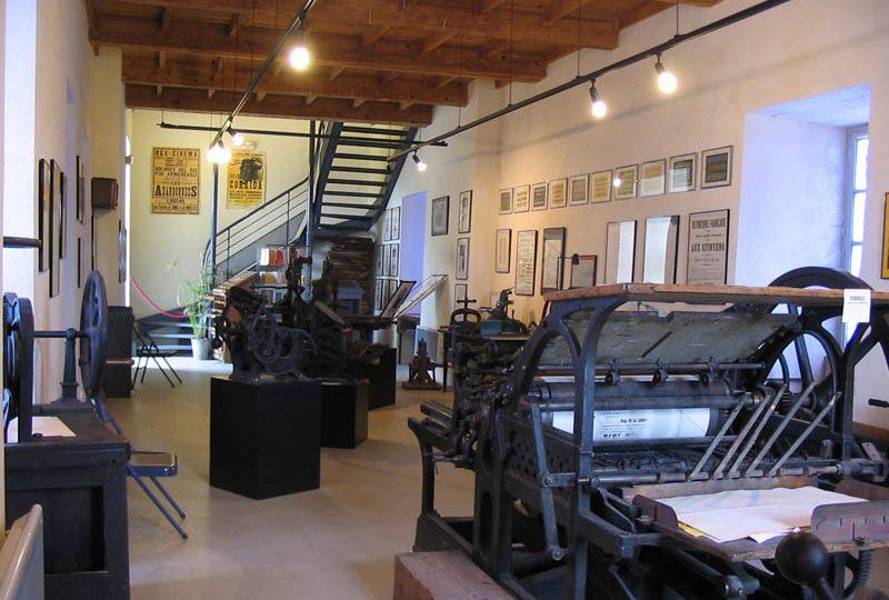 Maison de l'Imprimeur – Atelier-Musée Colophon à Grignan - 5