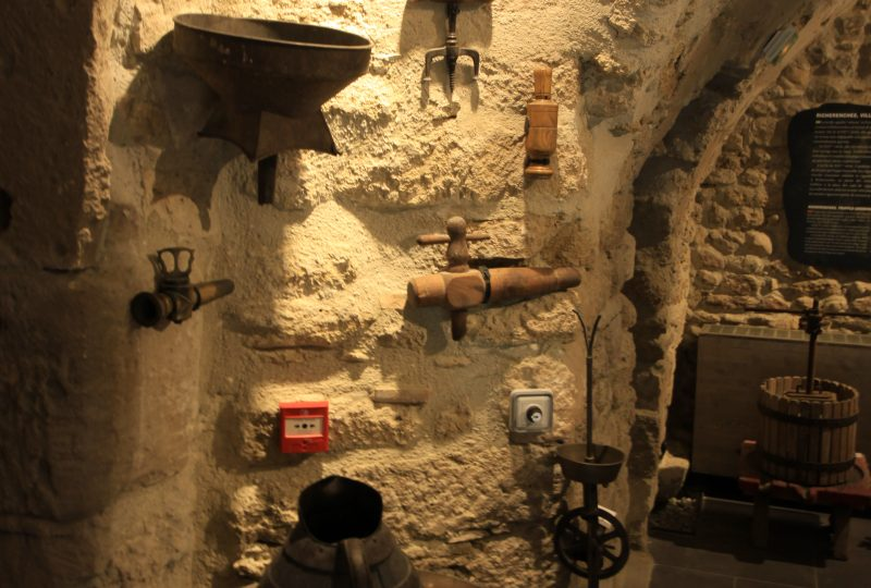 Musée de la truffe et du vin à Richerenches - 5