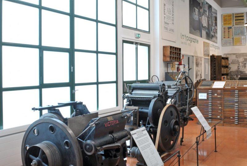 Musée du Cartonnage et de l'Imprimerie à Valréas - 1