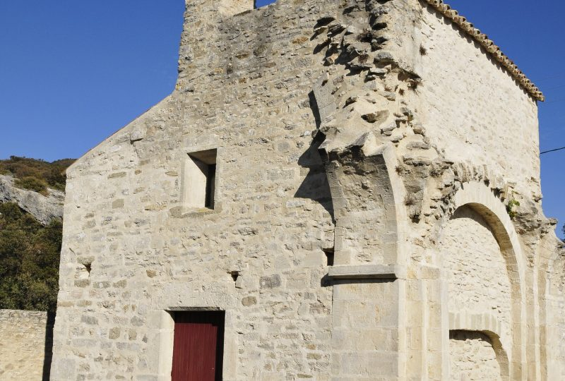 Prieuré Saint Blaise à Montbrison-sur-Lez - 2