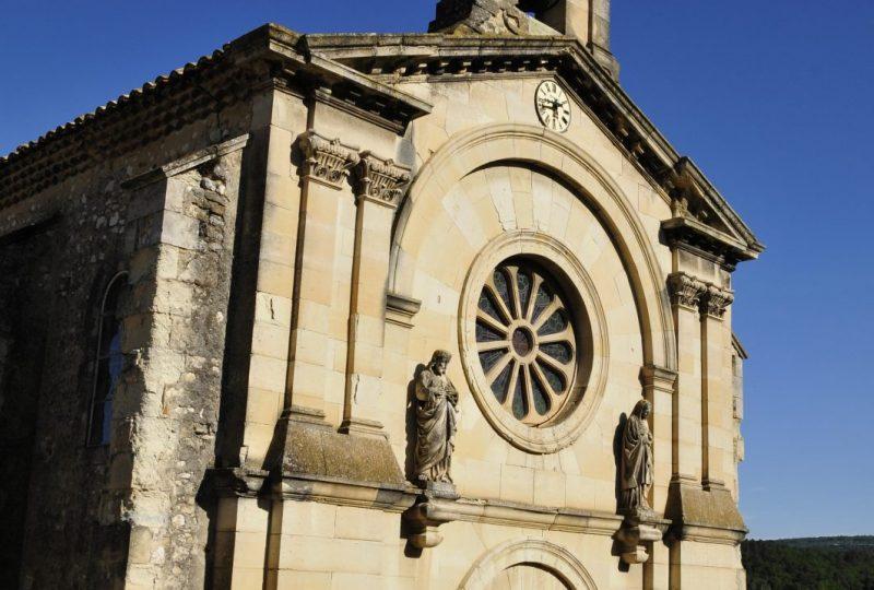 Sanctuaire Saint Joseph à Roussas - 1