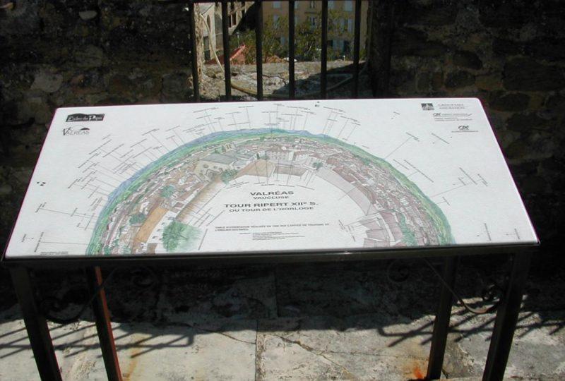 Tour Ripert à Valréas - 2