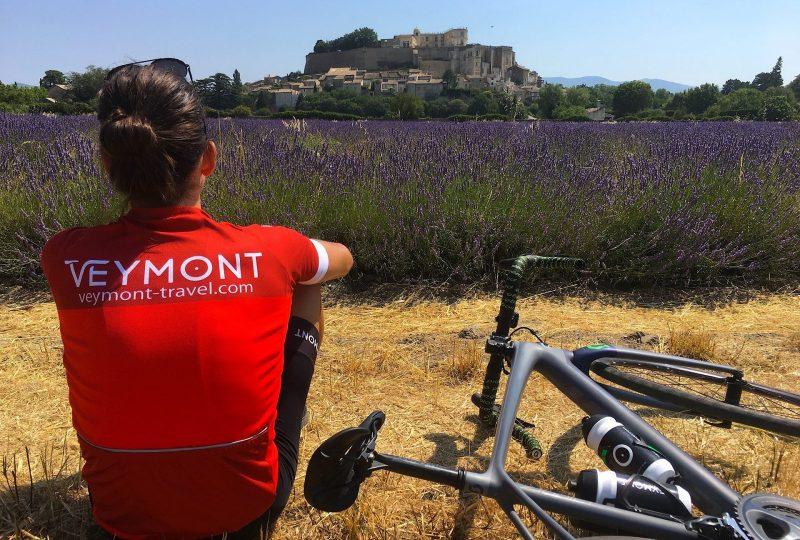 Voyage à vélo Drôme provençale à Grignan - 0
