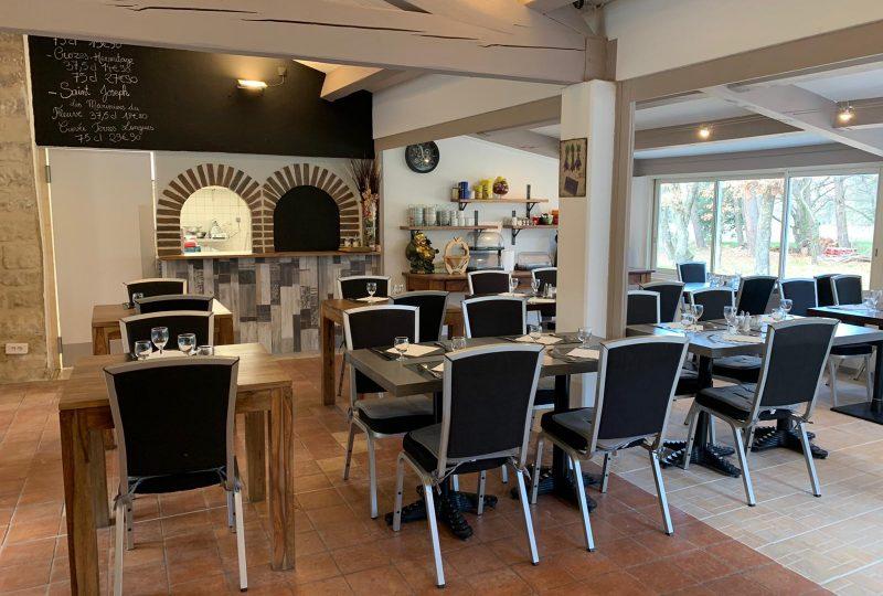 Restaurant le Mas de Fanny à Chantemerle-lès-Grignan - 2