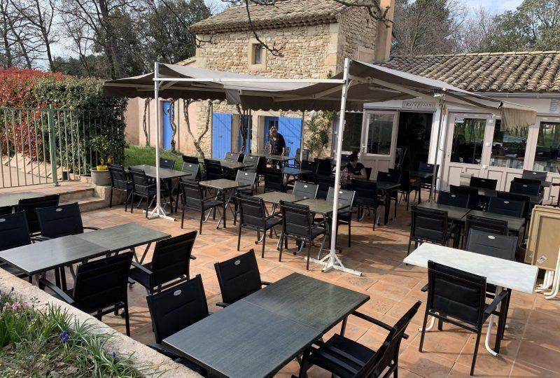 Restaurant le Mas de Fanny à Chantemerle-lès-Grignan - 5