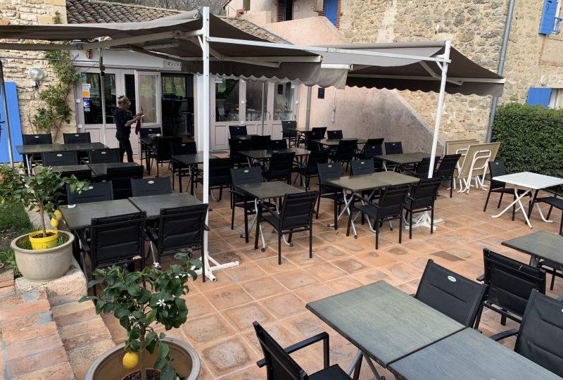 Restaurant le Mas de Fanny à Chantemerle-lès-Grignan - 7