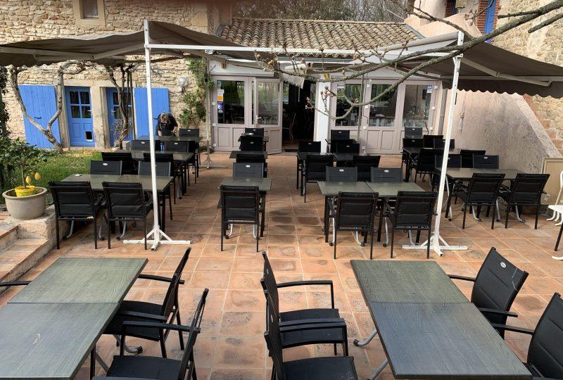 Restaurant le Mas de Fanny à Chantemerle-lès-Grignan - 8
