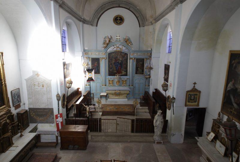 Chapelle des Pénitents Noirs à Valréas - 0