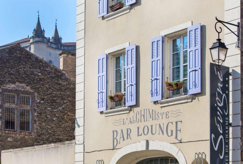 Hôtel l'Instant Sévigné à Grignan - 5