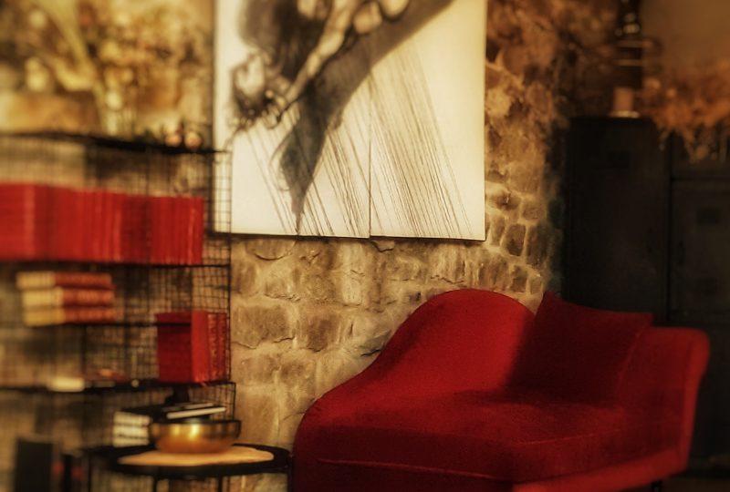 Hôtel l'Instant Sévigné à Grignan - 11