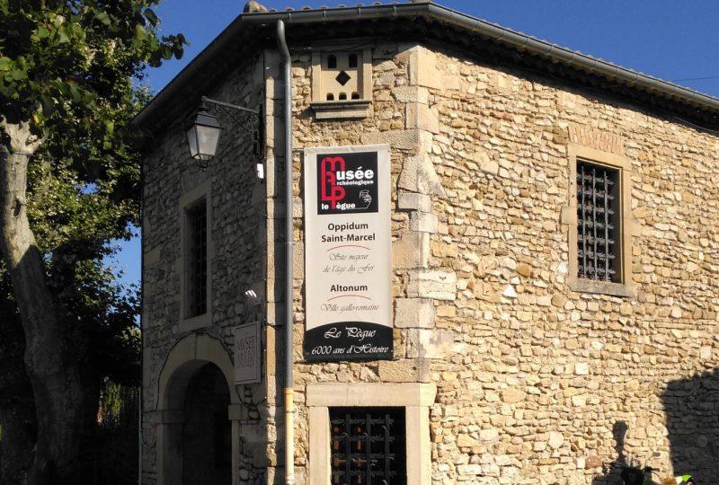 Musée Archéologique du Pègue à Le Pègue - 5