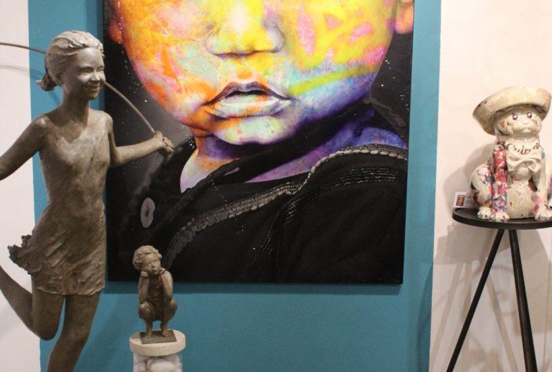 Galerie d'Art – Atelier Sophie Herrent à Grignan - 1