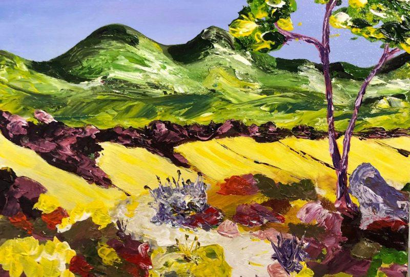 Galerie d'Art – Atelier Sophie Herrent à Grignan - 15