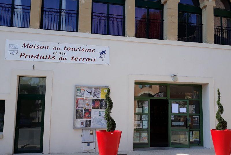 Maison du Tourisme et des Produits du Terroir à Visan - 0