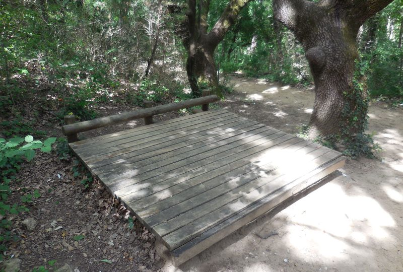 Parcours Santé Colonzelle à Colonzelle - 12