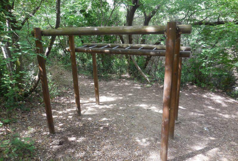 Parcours Santé Colonzelle à Colonzelle - 13