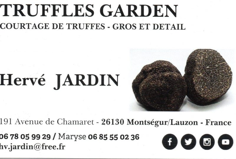 Truffles Garden à Montségur-sur-Lauzon - 2
