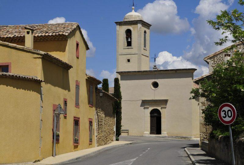 Eglise Saint Pierre à Colonzelle - 0