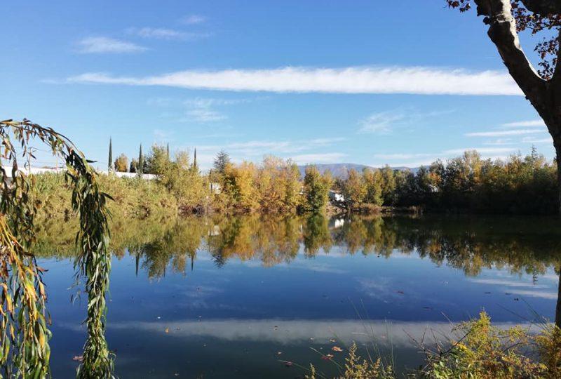 Lac de Valréas à Valréas - 1