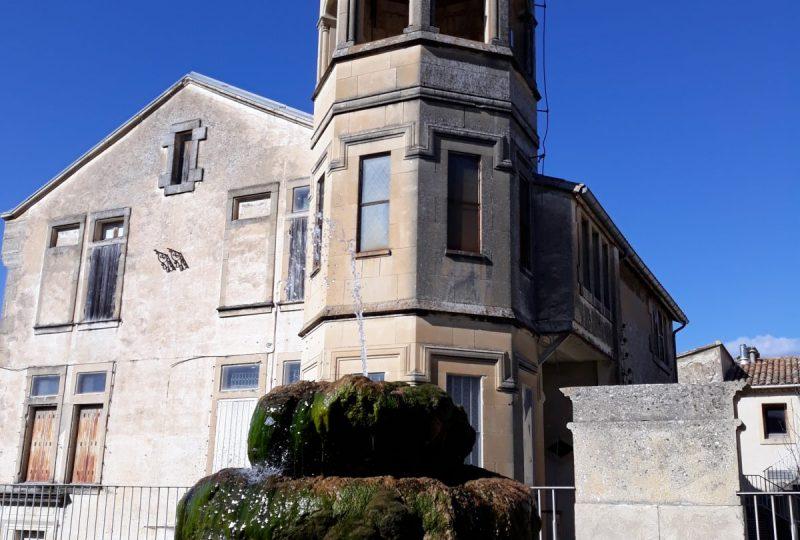 Château Urdy et parc à Saint-Pantaléon-les-Vignes - 1