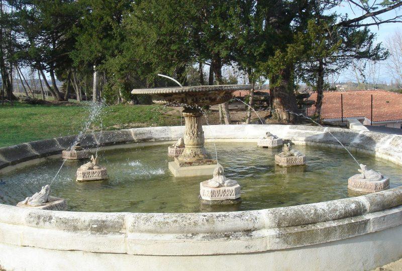 Château Urdy et parc à Saint-Pantaléon-les-Vignes - 6