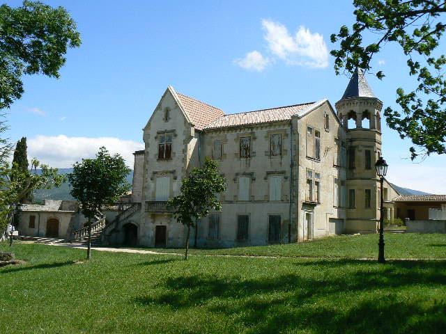 Château Urdy et parc à Saint-Pantaléon-les-Vignes - 0