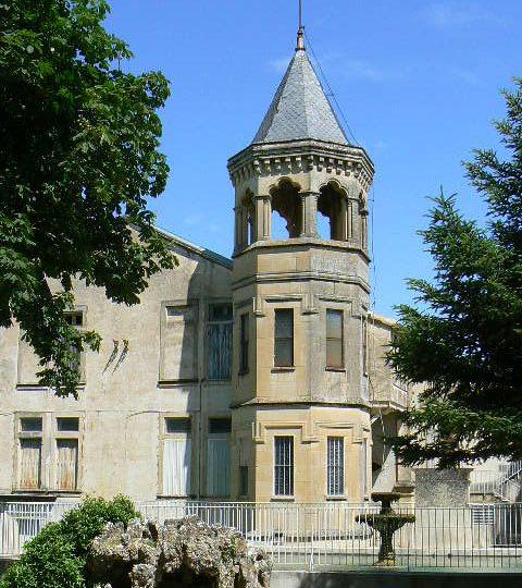 Château Urdy et parc à Saint-Pantaléon-les-Vignes - 2