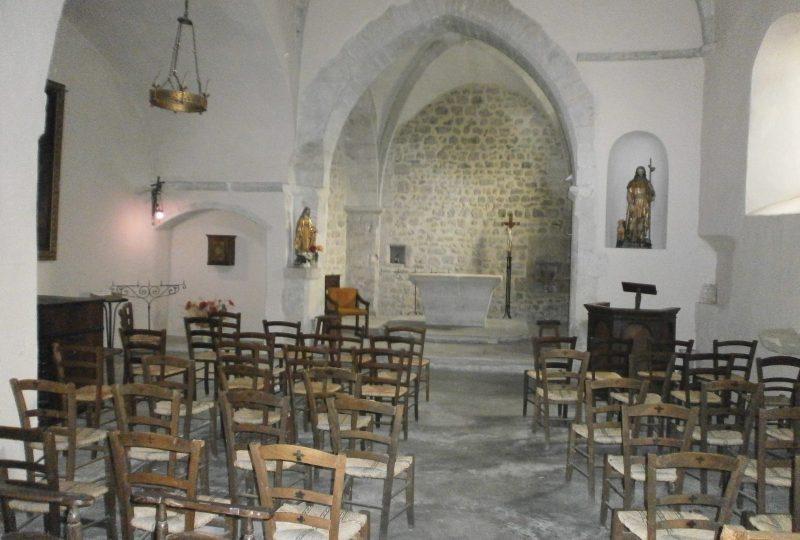 Eglise Ste Marie-Madeleine à Salles-sous-Bois - 1