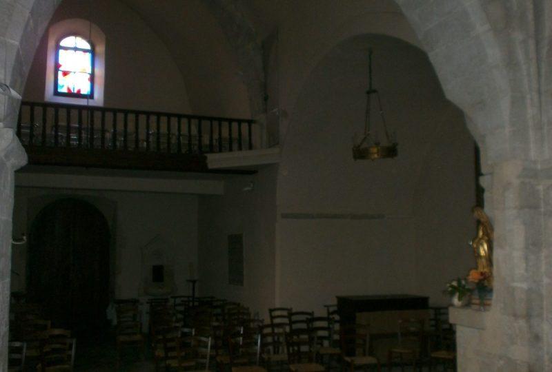 Eglise Ste Marie-Madeleine à Salles-sous-Bois - 2