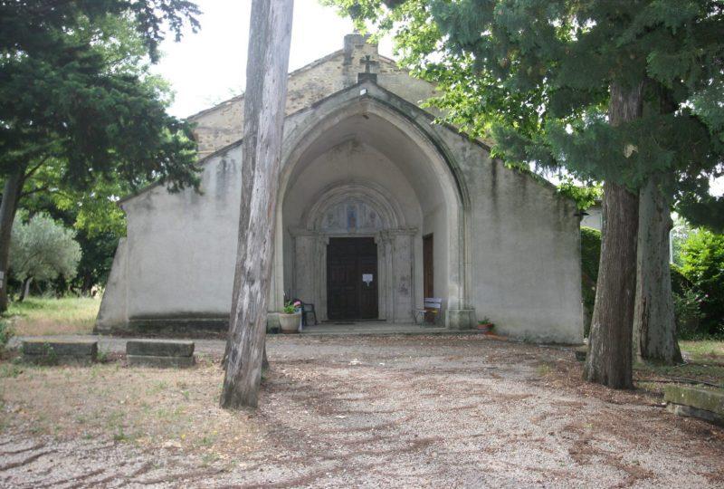 Chapelle Notre-Dame des Vignes à Visan - 0