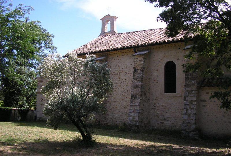 Chapelle Notre-Dame des Vignes à Visan - 3